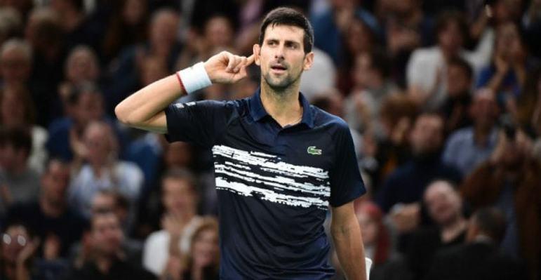 11) Novak Djokovic (Sérvia) - Tênis