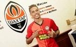 11º: Pedrinho - Meia - 23 anos - Último clube: Benfica - Destino: Shakhtar Donetsk - Valor do negócio: 18 milhões de euros ( aproximadamente R$ 106,75 milhões)