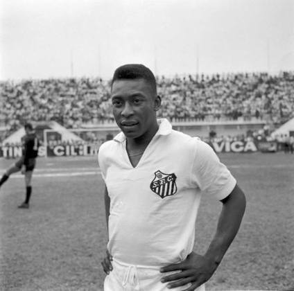 11º – Pelé – 17 gols (15 jogos)