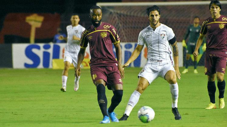11ª rodada - Sport Recife x Fluminense - Nos últimos dois jogos, o Flu perdeu fora de casa, mas devolveu o placar no Nilton Santos.