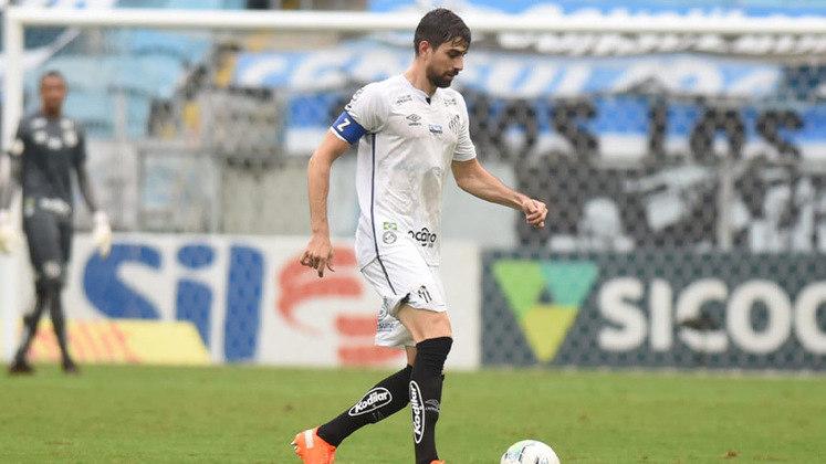 11º - Santos: 19 pontos - cinco vitórias - quatro empates - oito derrotas - 16 gols feitos - 25 gols sofridos.