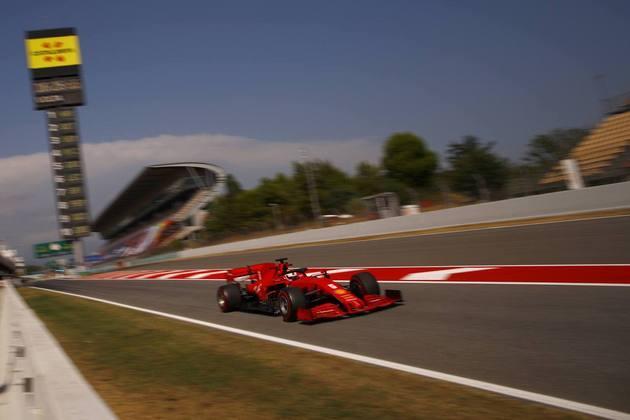 11) Sebastian Vettel (Ferrari), 1min17s168