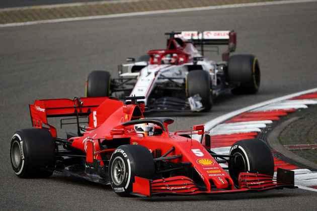 11º - Sebastian Vettel (Ferrari) - 3.16 - Alemão errou e ficou fora dos pontos novamente