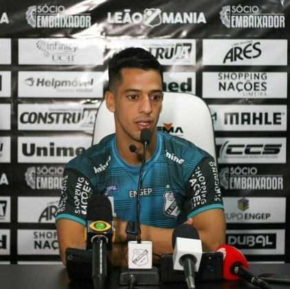 11) Thomaz - Inter de Limeira - 16 assistências para finalização (10 jogos)