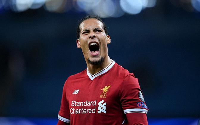 11. Virgil Van Dijk: Zagueiro - 80 milhões de euros (Liverpool) - Considerado por mutios como o melhor zagueiro da atualidade, Van Dijk segue sendo a principal peça na defesa dos atuais campeões ingleses.