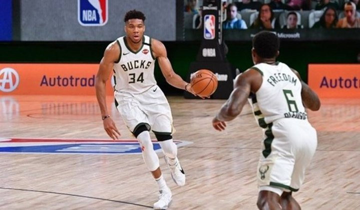 11/07 - domingo: 21h - jogo 3 da final da NBA - Milwaukee Bucks x Phoenix Suns / Onde assistir: BAND e ESPN
