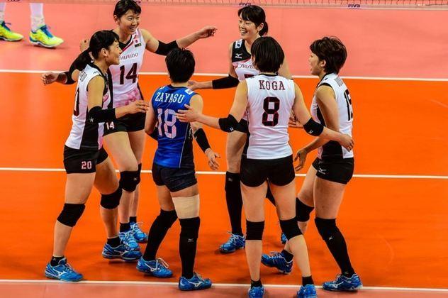 11h - Japão x Turquia - Liga das nações de vôlei feminino - Onde assistir: SporTV 2