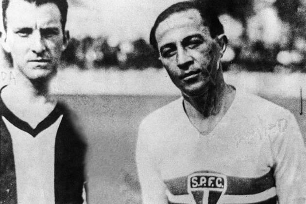 12º - Arthur Friedenreich – brasileiro - 557 gols - principal clube: Paulistano e São Paulo