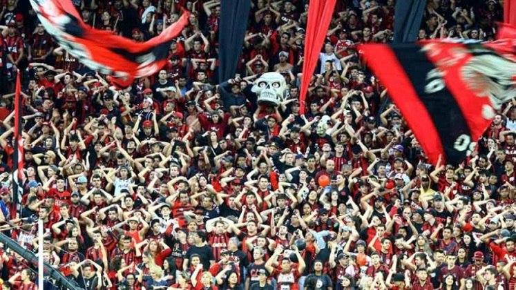 12) Athletico-PR - R$ 1.729.275,00