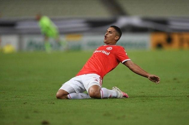 12º: Caio Vidal (Internacional) - quatro pontos.