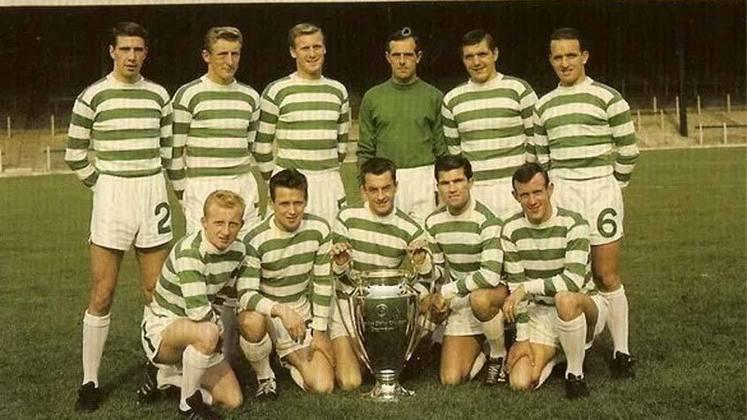 12º - Celtic - 1 título (1966–67).