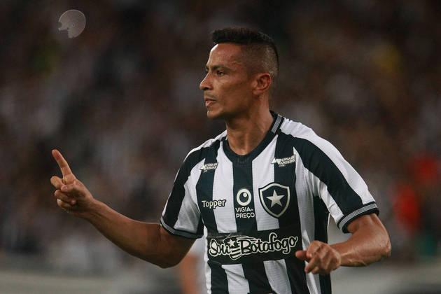 12º - Cícero - 69 gols - Revelado pelo Bahia, Cícero se destacou pela primeira vez defendendo o Figueirense, em 2006. Depois teve boas passagens por Fluminense, São Paulo, Santos e Grêmio, antes de chegar ao Botafogo, no ano passado.
