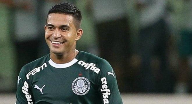 12) Dudu - Palmeiras -  15 assistências para finalização (8 jogos)