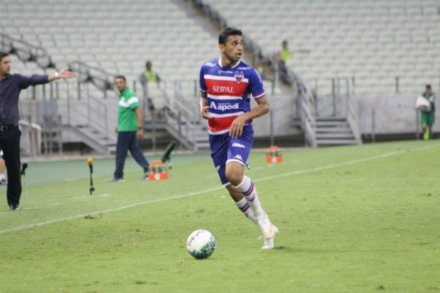 12º - Felipe - Fortaleza - 14 dribles