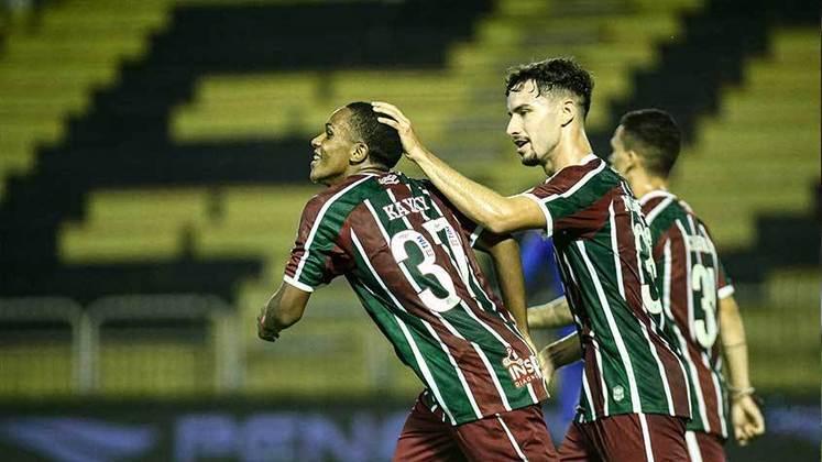12 - Fluminense: Total - 4.190.652
