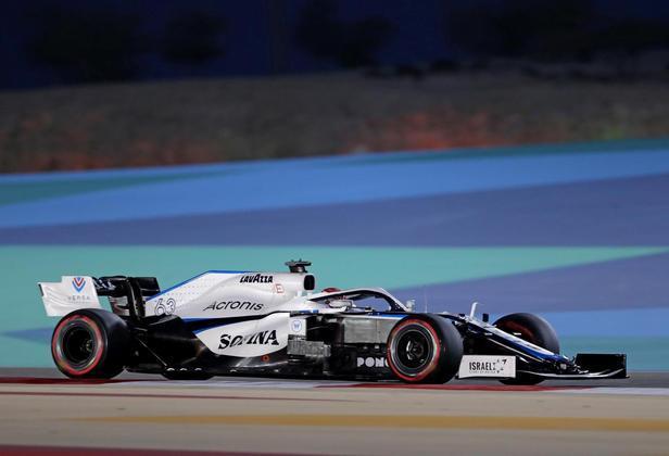 12 - George Russell (Williams) - 4.72: Foi o melhor entre aqueles com carros horrorosos.
