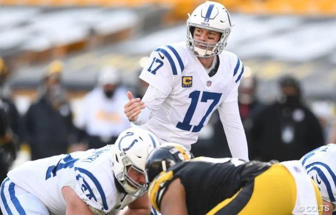 12º Indianapolis Colts (10-5): A franquia está ameaçada de ir à pós-temporada. Rivers é o elo fraco de um time repleto de boas peças.
