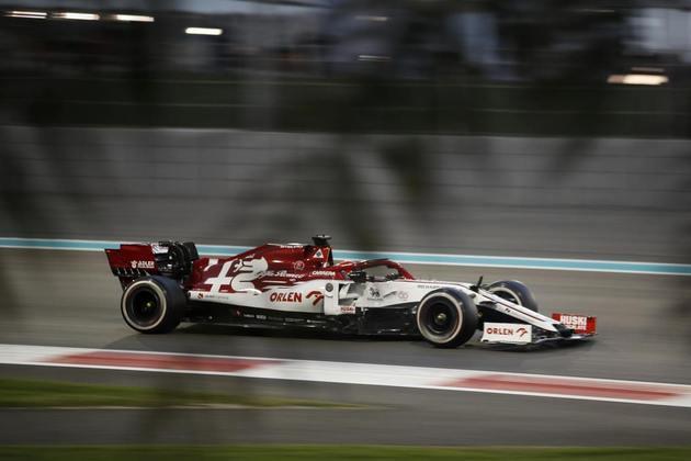 12 - Kimi Räikkönen (Alfa Romeo) - 4.62 - O melhor entre aqueles sem muitas chances.
