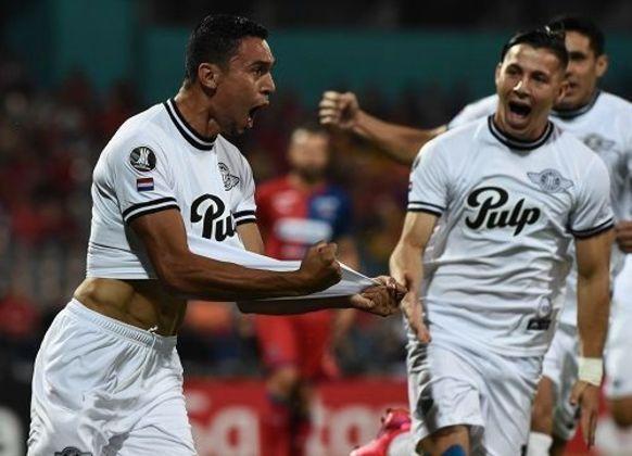 12 – Libertad: no grupo H, o clube tem valor de 21,75 milhões de euros (R$ 136,82 milhões)