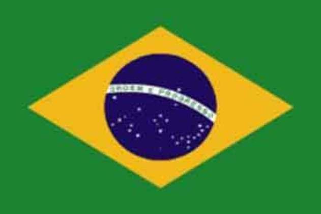 12º lugar - Brasil: 41 pontos (ouro: 7 / prata: 6 / bronze: 8).