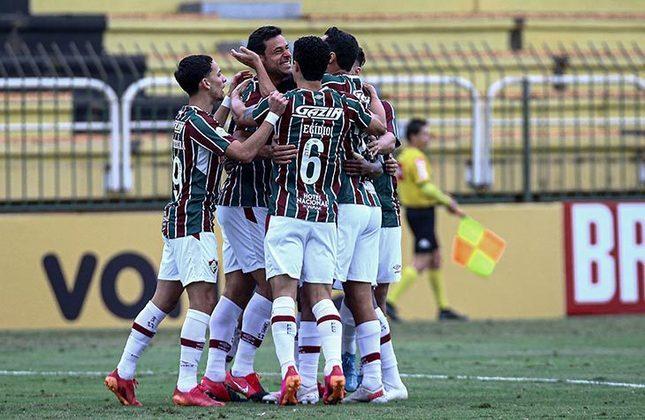 12º lugar - Fluminense: 827 mil interações no Facebook no mês de junho