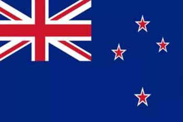 12º lugar - Nova Zelândia: 40 pontos (ouro: 7 / prata: 6 / bronze: 7).