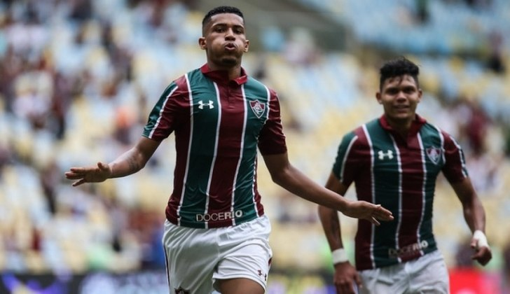 12º - Marcos Paulo - Fluminense - 14 dribles