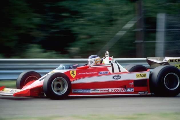 12 - O argentino Carlos Reutemann também teve 5 vitórias