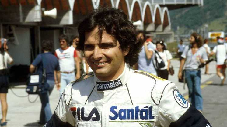 12º - O brasileiro Nelson Piquet, com 23 vitórias