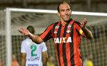 12º - Paulo Baier (1997–2014) - 108 gols em405 jogos (Média: 0.26).