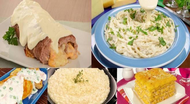 12 pratos com quatro queijos para provar em dias mais frios