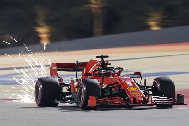 12º - Sebastian Vettel (Ferrari) - 4.00 - Ele mesmo diz que foi irrelevante na pista.