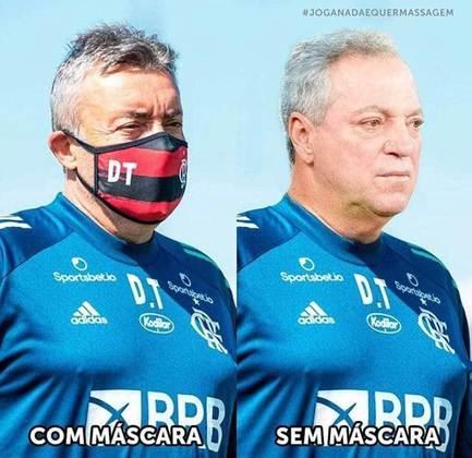 12/08/2020 (2ª rodada) - Atlético-GO 3 x 0 Flamengo