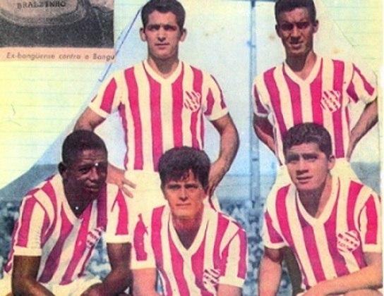 12/10/1963 - Bangu 7 x 0 Madureira - Gols do Bangu: Parada (2), Bianchini (2), Mateus (2) e Paulo Borges