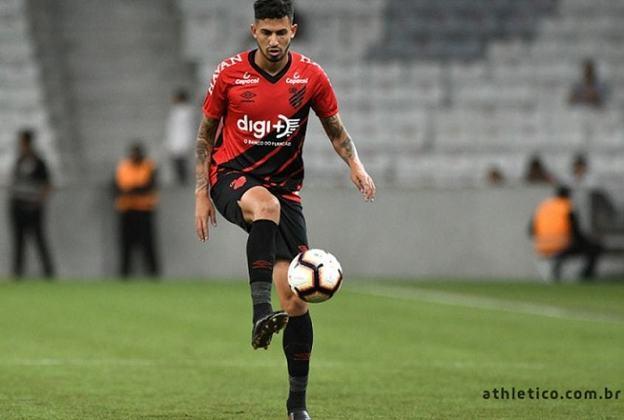 13º - Athletico-PR - 1477 gols em 1129 jogos