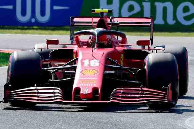 13) Charles Leclerc (Ferrari), 1min20s273