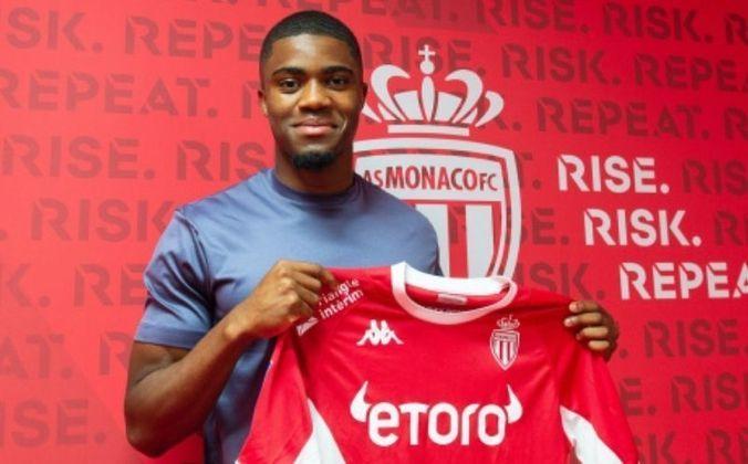 13° colocado - Mônaco - 126 jogadores contratados - Última aquisição: Myron Boadu (17 milhões de euros).