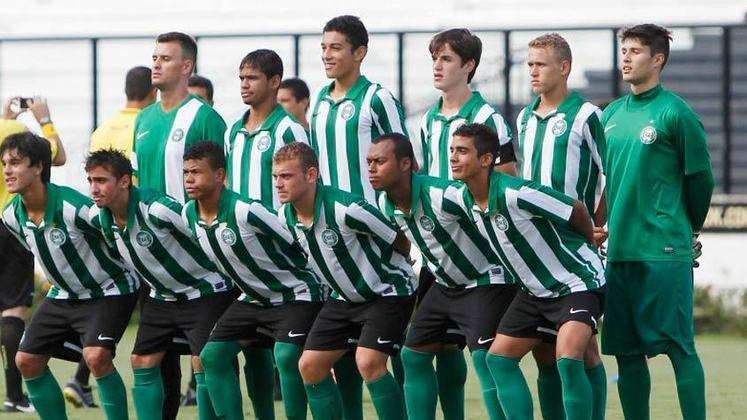 13º - Coritiba: Campeonato Brasileiro 2014 - 1ª vitória nessa edição do Brasileirão: 9ª rodada, 3 a 0 diante do Goiás.
