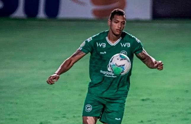 13º - David Duarte - Time: Goiás - Posição: Zagueiro - Idade: 26 anos - Valor segundo o Transfermarkt: 1,3 milhão de euros (aproximadamente R$ 8,04 milhões)