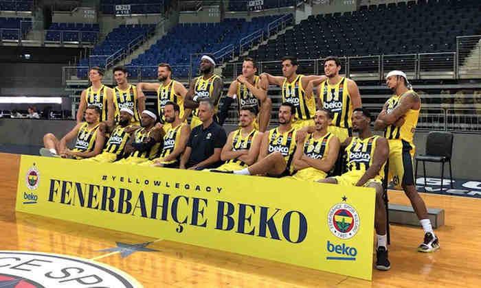 13º: Fenerbahçe Beko (Turquia - basquete) - 2,98 milhões de interações