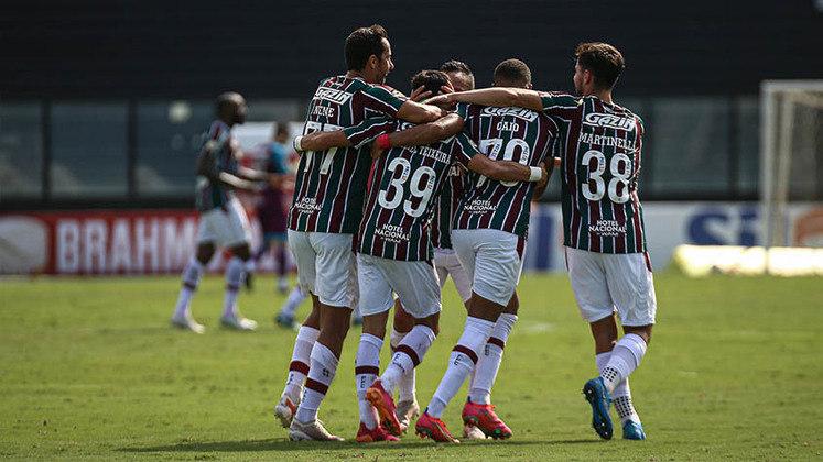 13º- Fluminense: R$ 10 milhões em receitas com patrocínio em 2020