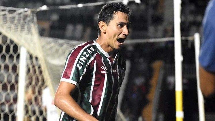 13º - Fluminense - três vitórias e duas derrotas - 9 pontos - 60% aproveitamento