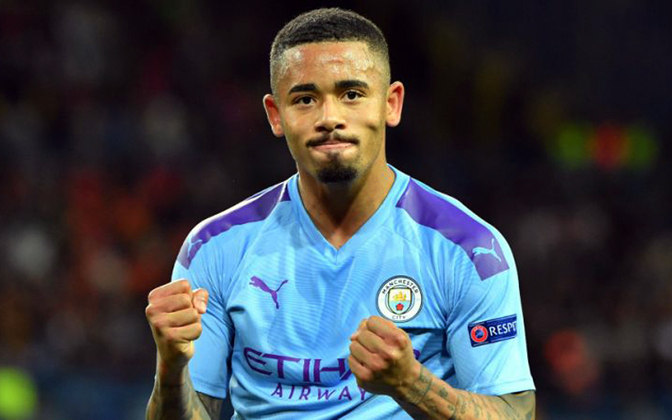 13º - Gabriel Jesus (Manchester City) 118.5 Milhões de euros