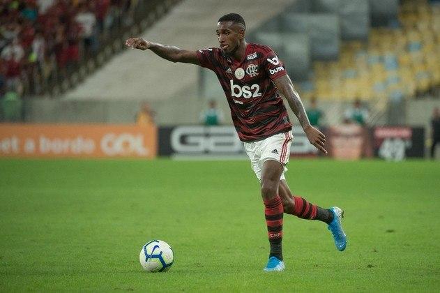 13 – Gerson, do Flamengo, vem em seguida, com 2,1 milhões.