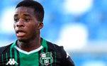 13º: Hamed Junior Traorè - Meia - 21 anos - Último clube: Empoli - Destino: Sassuolo - Valor do negócio: 16 milhões de euros ( aproximadamente R$ 94,89 milhões)