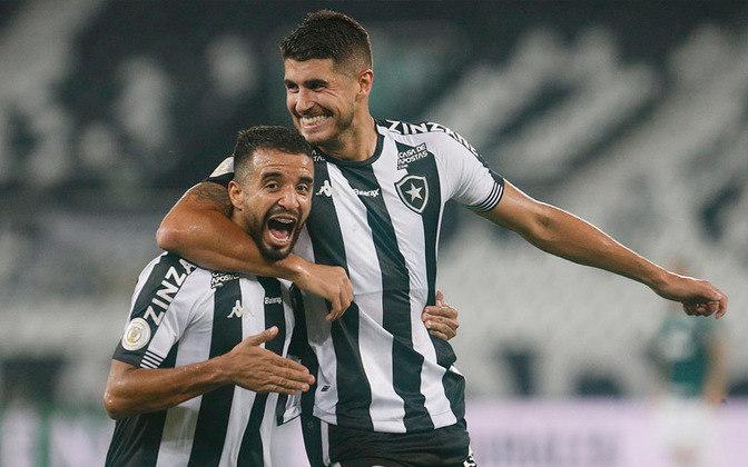 13 – Já o Botafogo deixa de ganhar R$ 420.194 a cada rodada sem seus torcedores no estádio