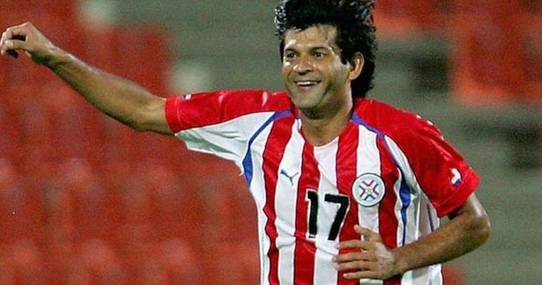 13º - José Cardoso - Paraguai - 14 gols