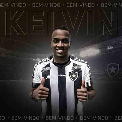 13º - Kelvin - 600 mil euros (R$ 3,9 milhões)