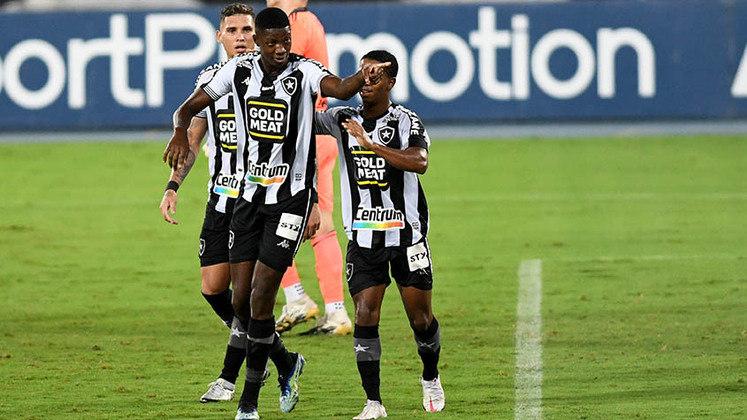 13º lugar: Botafogo - 9.529 pontos