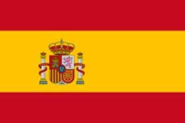 13º - lugar – Espanha: 2 pontos (ouro: 0 / prata: 1 / bronze: 0)
